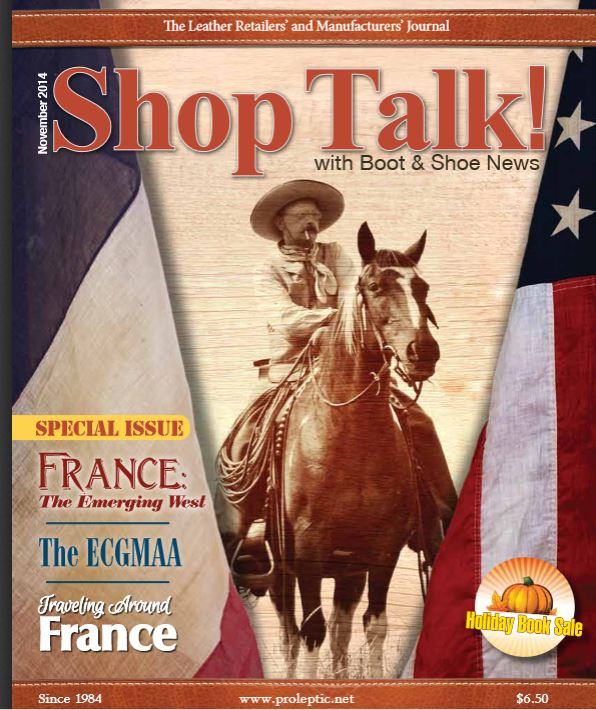 Shop talk couv